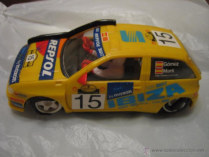COCHE SCALEXTRIC (Juguetes - Slot Cars - Scalextric SCX (UK))