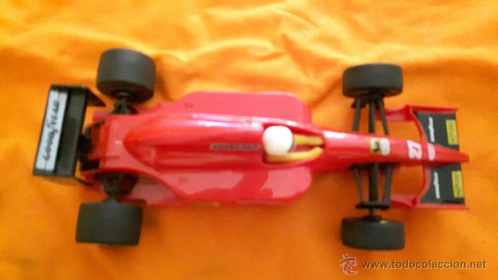 FIAT GOODYEAR ROJO HORNBY HOBBIES LTD - MADE IN ENGLAND (Juguetes - Slot Cars - Scalextric SCX (UK))