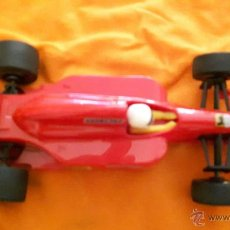 Scalextric: FIAT GOODYEAR ROJO HORNBY HOBBIES LTD - MADE IN ENGLAND. Lote 52615665