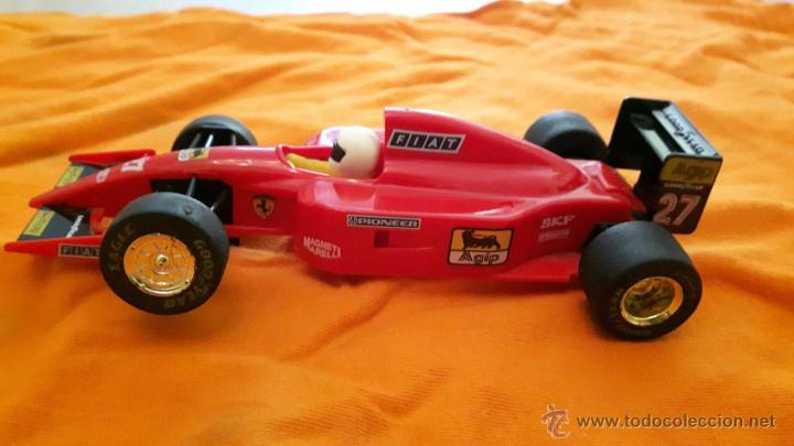 Scalextric: FIAT GOODYEAR ROJO HORNBY HOBBIES LTD - MADE IN ENGLAND - Foto 3 - 52615665