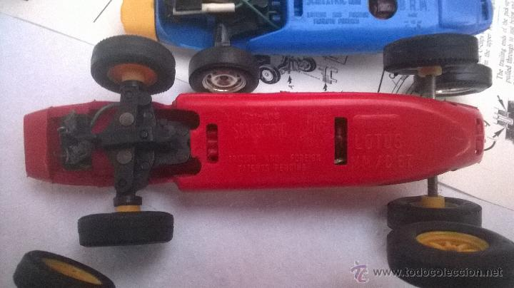 Scalextric: TRI-ANG triang tri ang scx SCALEXTRIC 1960´s MADE IN ENGLAND VINTAGE ( 6 FORMULAS ) - Foto 7 - 222804063