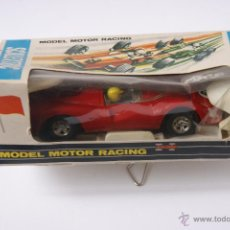 Scalextric: FERRARI 330 GT SCALEXTRIC TRIANG CON COMPONENTES EXIN REF. C41. Lote 53701722