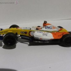 Scalextric: COCHE SCALEXTRIC SCX MADE IN CHINA, ING RENAULT F1 R 28. Lote 163530944