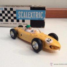 Scalextric: FERRARI V6 MM/C2 SCALEXTRIC TRIANG. Lote 54592854