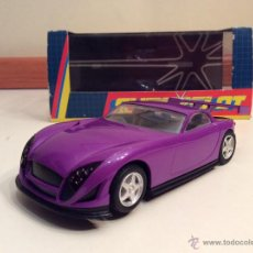 Scalextric: TVR SUPERSLOT. Lote 54721212
