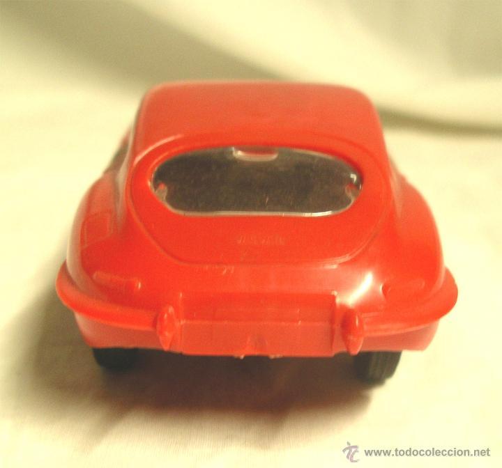 Scalextric: JAGUAR XKE REFERENCIA 9620 Strombecker, color rojo, todo de origen - Foto 4 - 54836541