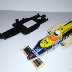 Scalextric: SCALEXTRIC INGLÉS UK HORNBY CHASIS Y CARROCERIA F1 WILLIAMS HONDA FW11 C426. Lote 52028866