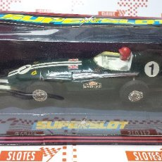Scalextric: VANWALL #1 | SUPERSLOT | SCALEXTRIC | TECNITOYS | 191. Lote 56324629