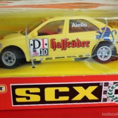 Scalextric: SCX (SCALEXTRIC) PEUGEOT 406 HASSRODER. Lote 56544543
