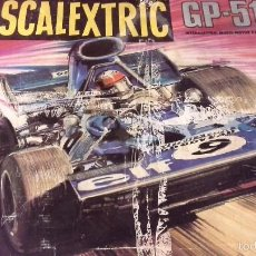Scalextric: SCALEXTRIC GP-51 AÑO 74. Lote 56924313