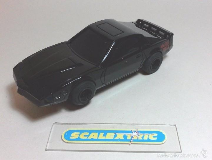 SCALEXTRIC HORNBY COCHE FANTÁSTICO KNIGHT RIDER KITT PONTIAC SLOT (Juguetes - Slot Cars - Scalextric SCX (UK))
