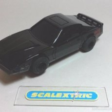 Scalextric: SCALEXTRIC HORNBY COCHE FANTÁSTICO KNIGHT RIDER KITT PONTIAC SLOT. Lote 59132410