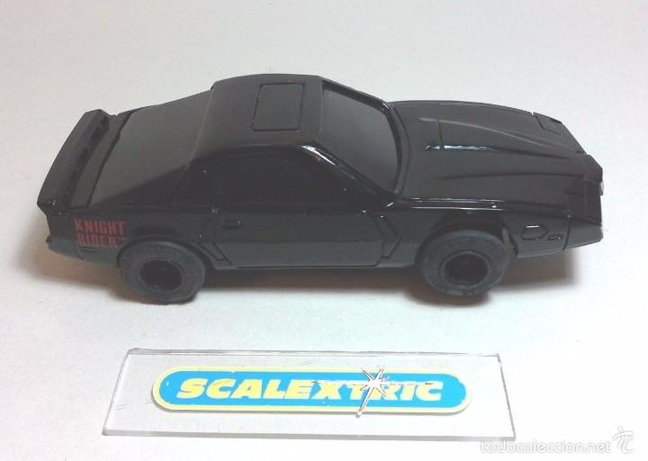 Scalextric: Scalextric Hornby Coche Fantástico Knight Rider KITT Pontiac slot - Foto 3 - 59132410