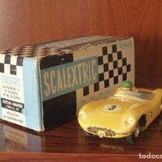 Scalextric: SCALEXTRIC TRIANG ASTON MARTIN EN CAJA ORIGINAL . Lote 61531844