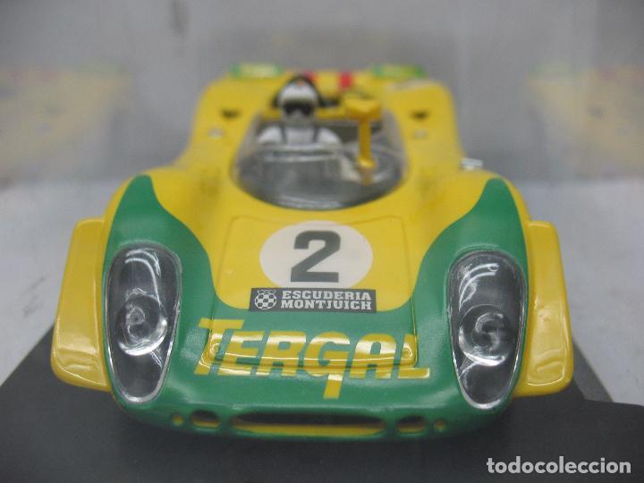 Scalextric: FLY Ref: 000C12Z1 - Coche Porsche 908 3º Jarama 70 - Foto 2 - 69062789