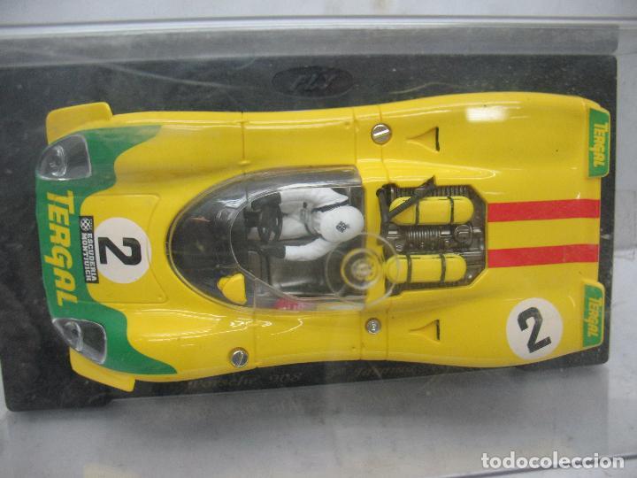 Scalextric: FLY Ref: 000C12Z1 - Coche Porsche 908 3º Jarama 70 - Foto 3 - 69062789