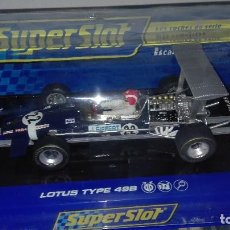 Scalextric: LOTUS 49 SUPERSLOT. Lote 72259979