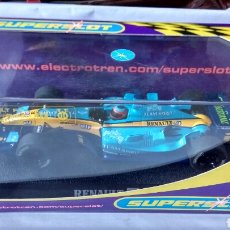 Scalextric: RENAULT R24 F1 TEAM SPIRIT SUPERSLOT REF. H2582. Lote 76425682