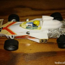 Scalextric: MC LAREN M23, SCALEXTRIC MADE IN FRANCE.. Lote 76855195