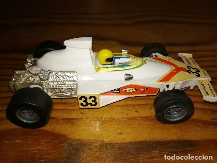 Scalextric: MC LAREN M23, SCALEXTRIC MADE IN FRANCE. - Foto 3 - 76855195