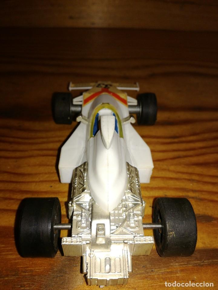 Scalextric: MC LAREN M23, SCALEXTRIC MADE IN FRANCE. - Foto 4 - 76855195