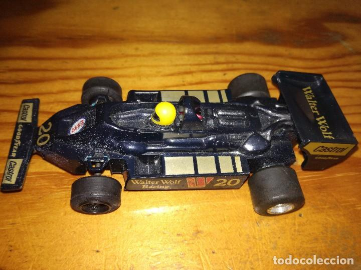 SCALEXTRIC WALTER WOLF. (Juguetes - Slot Cars - Scalextric SCX (UK))