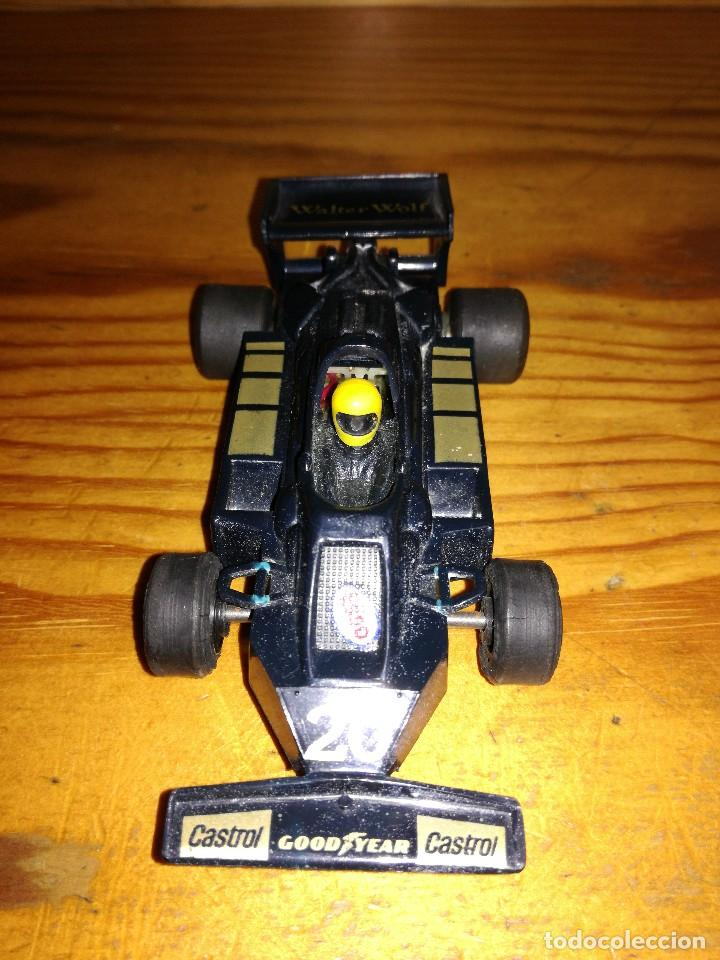 Scalextric: SCALEXTRIC WALTER WOLF. - Foto 2 - 76857455