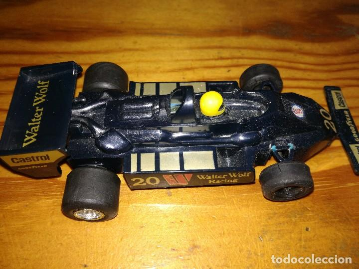 Scalextric: SCALEXTRIC WALTER WOLF. - Foto 3 - 76857455