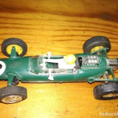 Scalextric: TRIANG SCALEXTRIC LOTUS C82, MADE IN ENGLAND. Lote 76858335