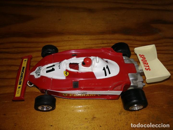 SCALEXTRIC C136 312 T3, MADE IN ENGLAND. (Juguetes - Slot Cars - Scalextric SCX (UK))