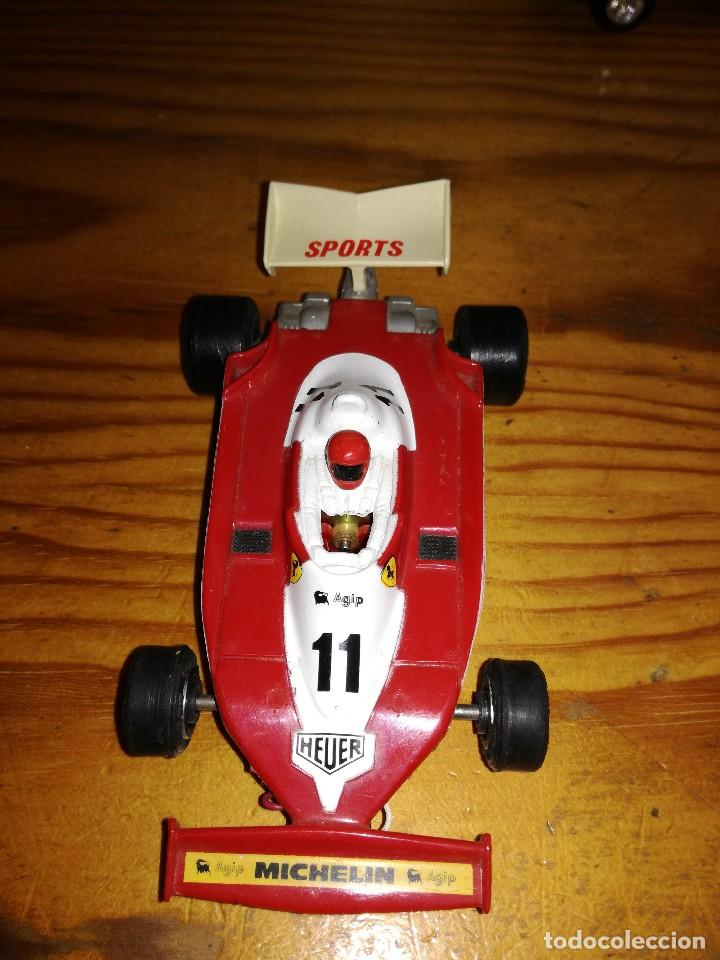 Scalextric: SCALEXTRIC C136 312 T3, MADE IN ENGLAND. - Foto 2 - 76859015