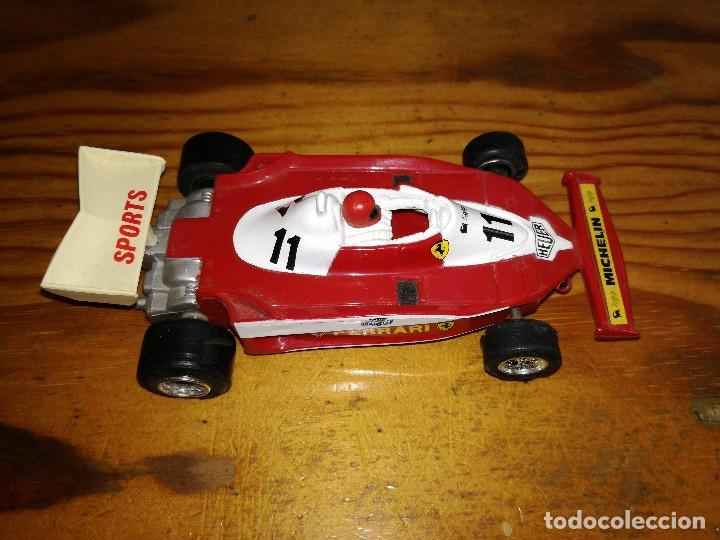 Scalextric: SCALEXTRIC C136 312 T3, MADE IN ENGLAND. - Foto 3 - 76859015