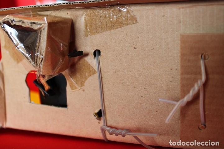 Scalextric: SCALEXTRIC. CAMION MERCEDES ANTAR (NUEVO A ESTRENAR) - Foto 8 - 78415369