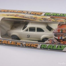 Scalextric: FORD ESCORT MEXICO SPECIAL BUILD REF. C052-C109 HORNBY-ROVEX. Lote 82744208