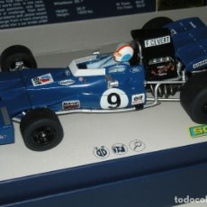 TYRRELL 002 CEVERT 1971 SUPERSLOT LEGENDS/SCALEXTRIC