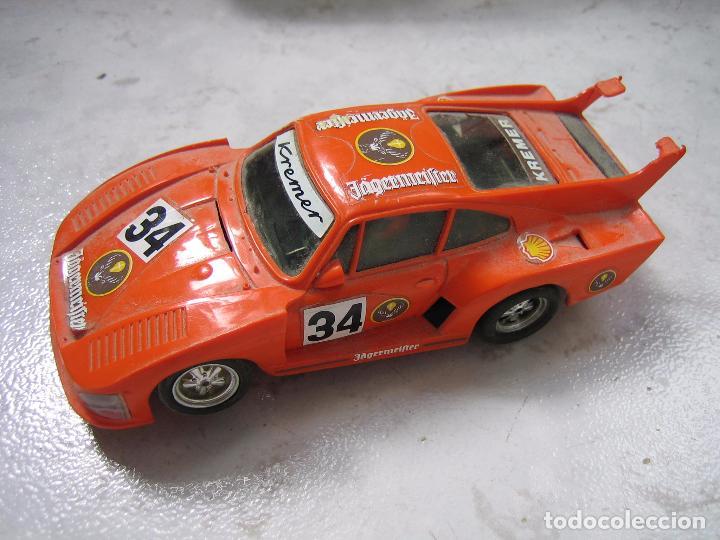 COCHE SCALEXTRIC PORCHE 935. REF 4067/71 (Juguetes - Slot Cars - Scalextric SCX (UK))
