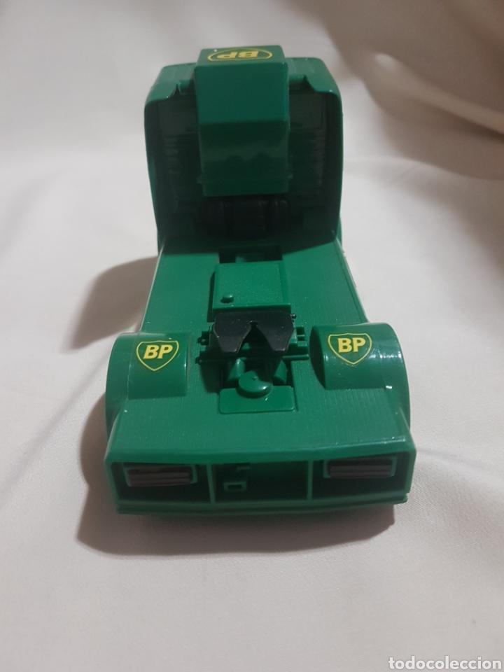 Scalextric: Camión scalextric mercedes scx verde n 6 bp - Foto 3 - 89750300