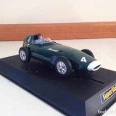 Scalextric: VANWALL F1 SUPERSLOT. Lote 91860574
