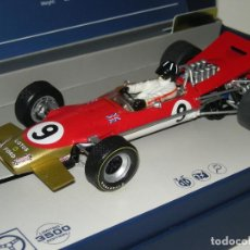 Scalextric: LOTUS 49 GRAHAM HILL SUPERSLOT LEGENDS/SCALEXTRIC UK. Lote 93977680