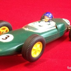 Scalextric: LOTUS 1961-COCHE SCALEXTRIC-MADE IN ENGLAND. Lote 95397387
