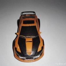 Scalextric: COCHE SCX COMPACT TUNING CAR 1 NARANJA SCALEXTRIX. Lote 95979223