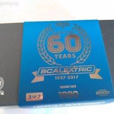 Scalextric: SCALEXTRIC INGLES UK COCHE COLECCIÓN 60 ANIVERSARIO.SÓLO 2.000 U, NUMERADAS, NO VENDIDAS EN ESPAÑA. Lote 97466075