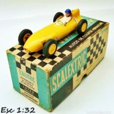Scalextric: TRIANG SCALEXTRIC LOTUS CMM C54 - USADO. Lote 97968527