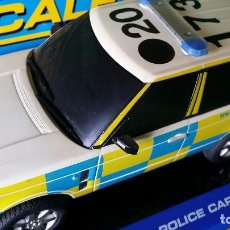 Scalextric: RANGE ROVER POLICE CAR – SCALEXTRIC UK / SUPERSLOT. Lote 98217911