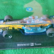 Scalextric: RENAULT F1 2005 TEAM SPIRIT FERNANDO ALONSO - SUPERSLOT. Lote 98484507