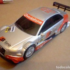 Scalextric: AUDI A4 DTM SCX COMPACT USADO SIN PROBAR SCALEXTRIC COCHE . Lote 99541975