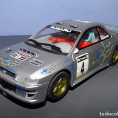 Scalextric: SUBARU IMPREZA WRC HORNBY. Lote 100709499