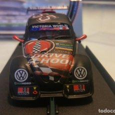 Scalextric: SCALEXTRIC REVELL 08335 VW BEETLE UNIROYAL FUN CUP CAR Nº55. Lote 101195631