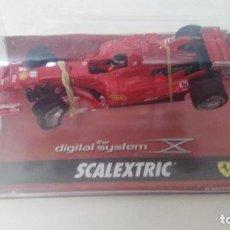 Scalextric: COCHE DE SCALEXTRIC DIGITAL FERRARI NUEVO . Lote 102697847