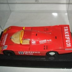 Scalextric: SCALEXTRIC PORSCHE SUPERSLOT. Lote 103624443